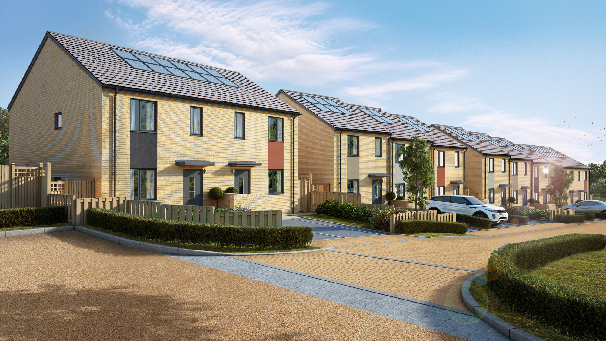 Quebec Park New Homes In Bordon East Hampshire