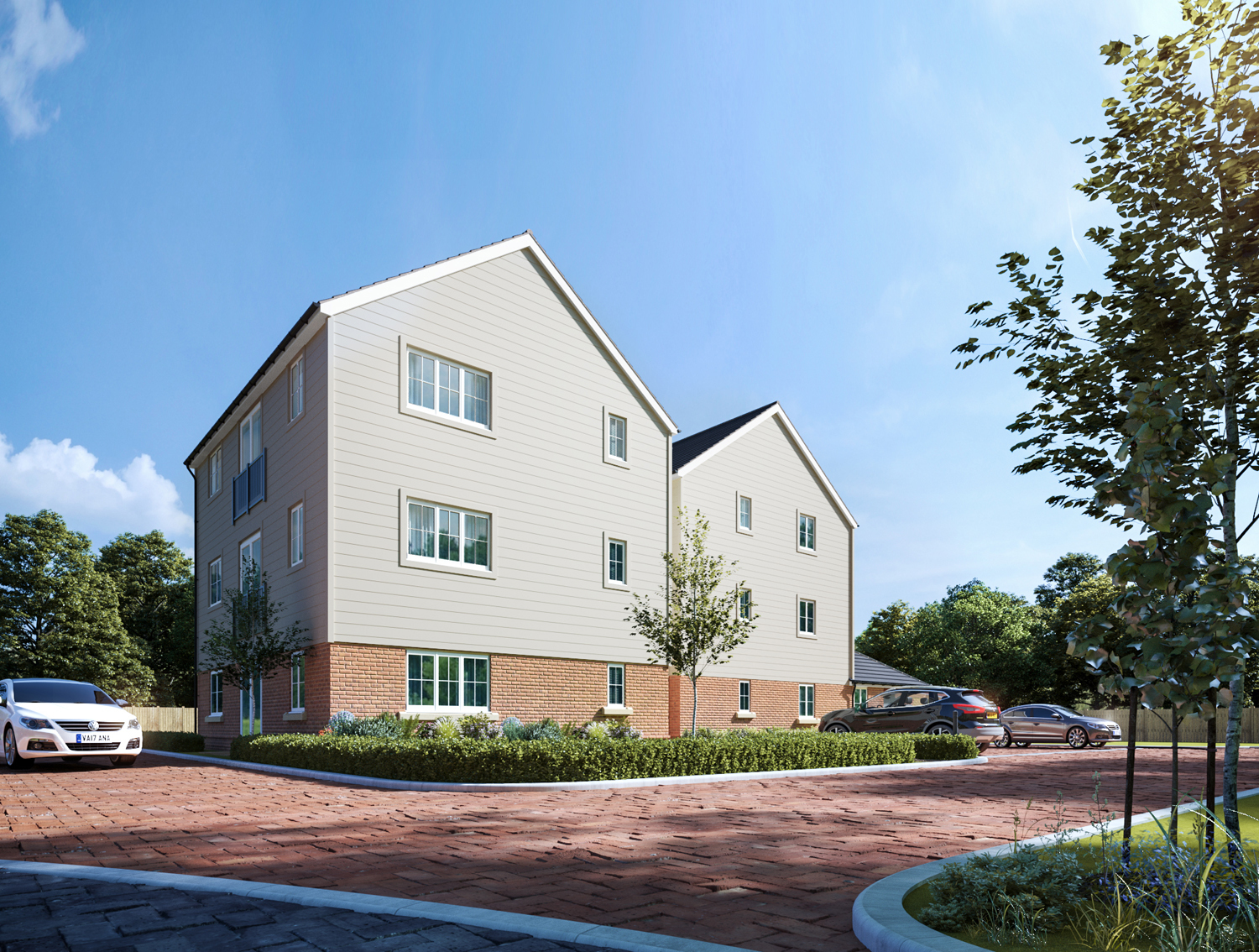 New homes at priors orchard chichester radian homes for Nw home builders