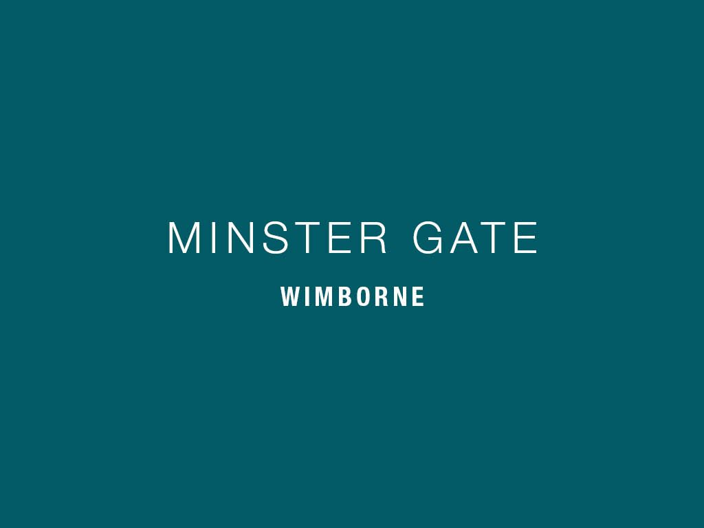 Minster gate logo