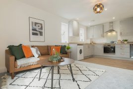Pembers Hill Park show apartment